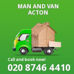 moving vans Acton