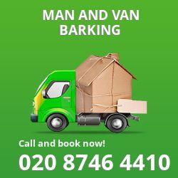 moving vans Barking