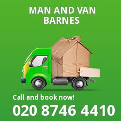 moving vans Barnes