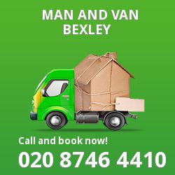 moving vans Bexley