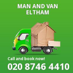moving vans Eltham