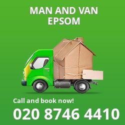 moving vans Epsom