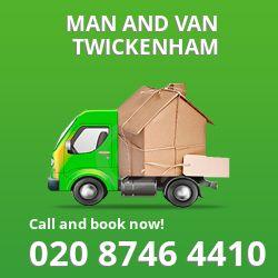moving vans Twickenham