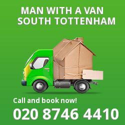 South Tottenham man van N15