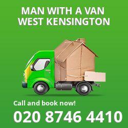 West Kensington man van W14