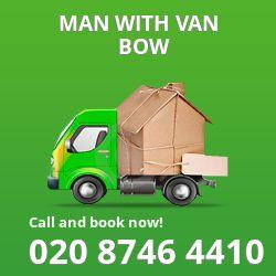 Bow men and van E3