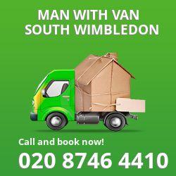 South Wimbledon men and van SW19