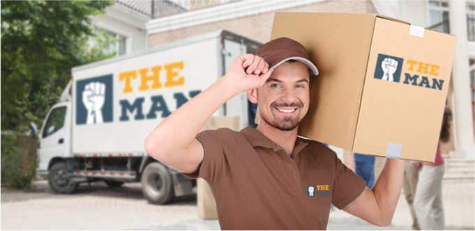 Movers Man and Van Team in London