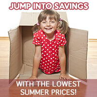 Lowest Summer Prices
