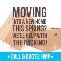For a Helping Hand with Packing, Hire Us